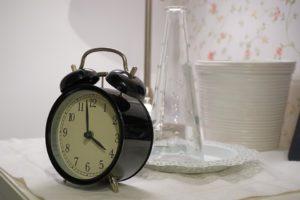 Punctuality Alarm Clock
